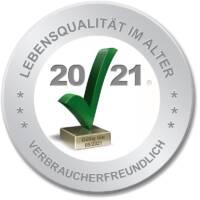 grüner Haken 2021
